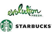 Starbucks & Evolution Fresh's picture